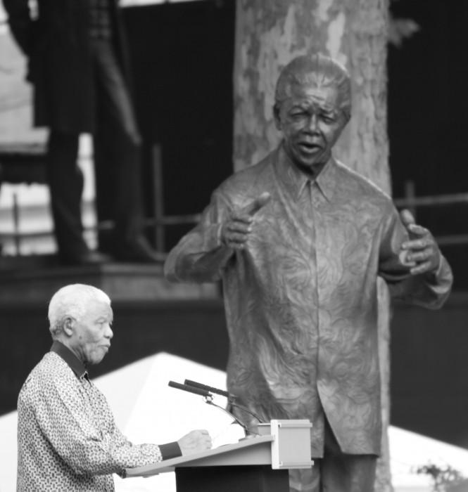 photoblog image Madiba